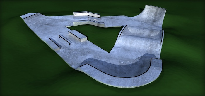 St. Margaret's Bay Skate Park-A