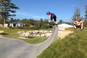 Hubbards NS skateboard park