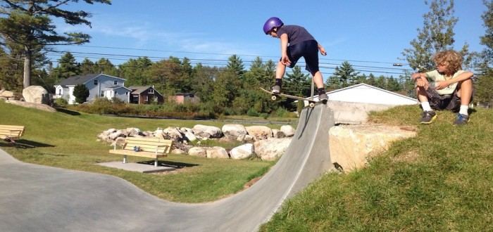 Hubbards NS skateboard park